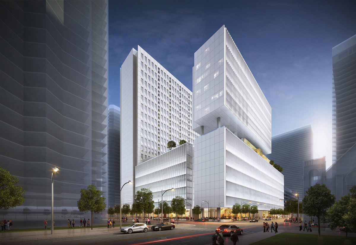 JP Morgan Chase to Bring $135M Corporate Magnet to Downtown Dallas ...