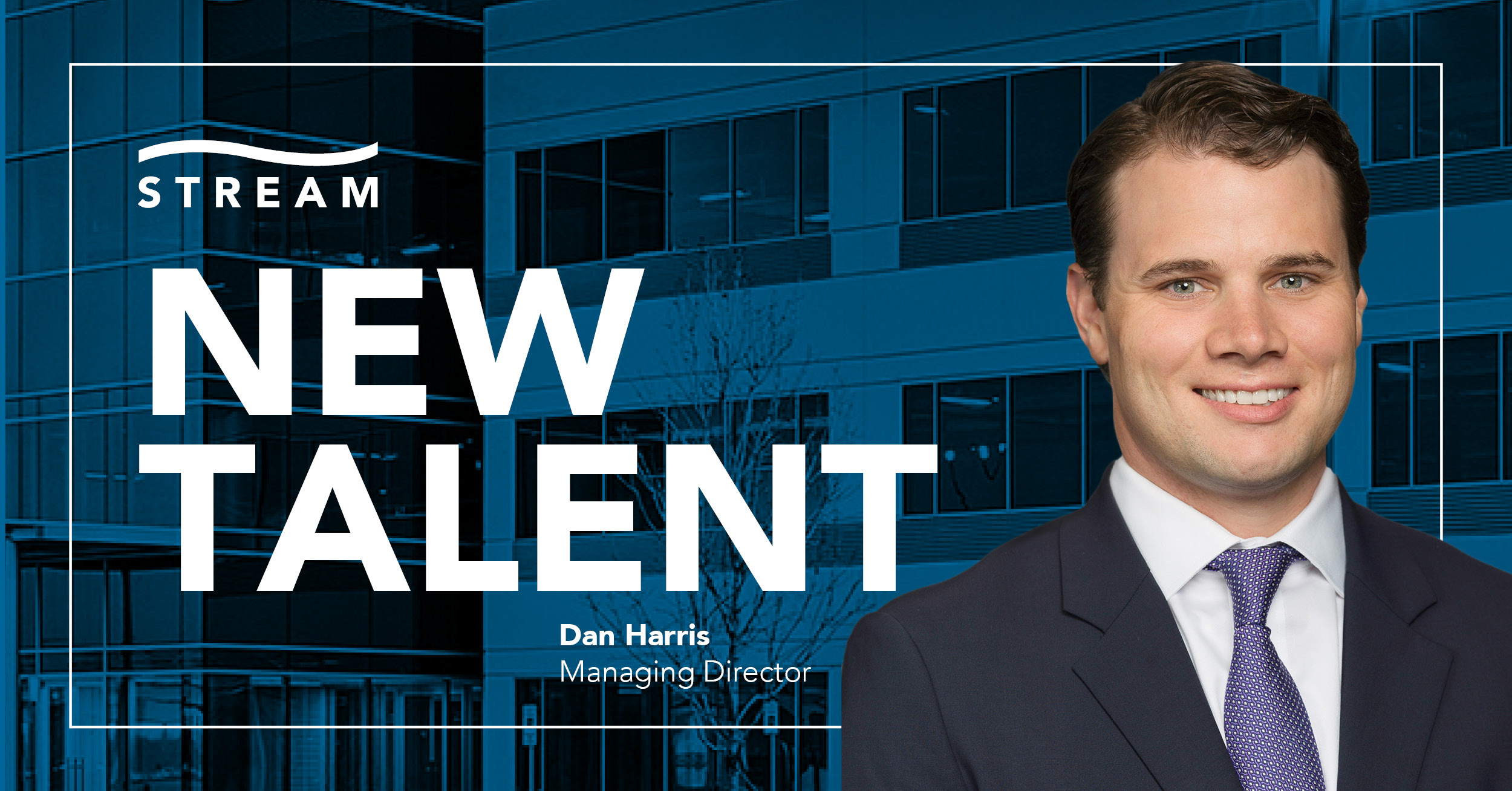 Stream Launches New Office Tenant Representation Division with Managing Director Hire - Stream Realty Partners